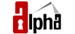 Alpha Self Storage Logo